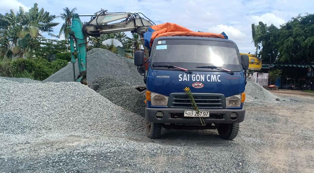 VLXD Sài Gòn CMC chuyên bán đá xây dựng giá rẻ tại tphcm