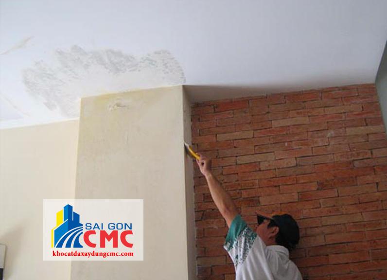 Trát tường giúp bảo vệ tường khỏi nấm mốc