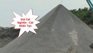 Báo giá cát nhân tạo