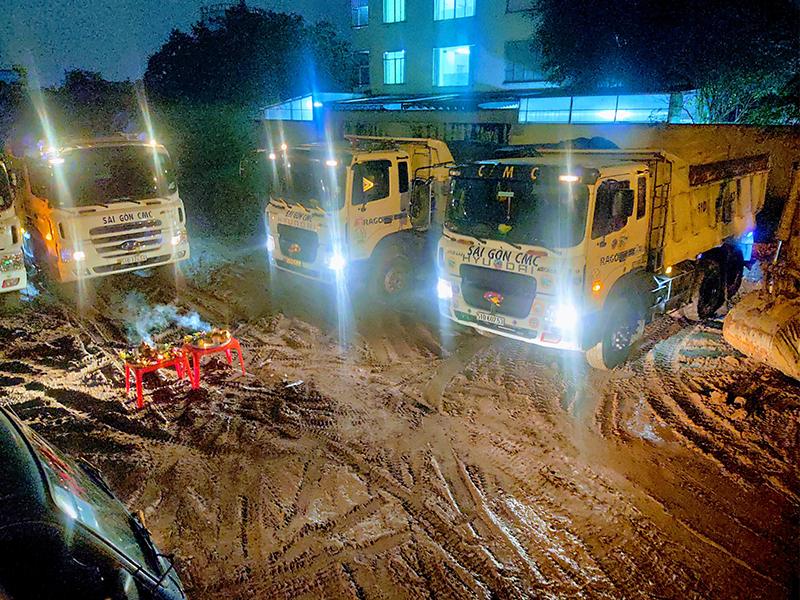 Công ty bán cát xây dựng giá rẻ tphcm